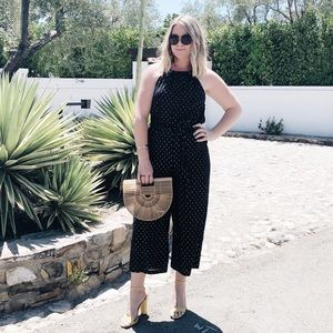 Super Cute Navy Jumpsuit | Perfect for Summer!